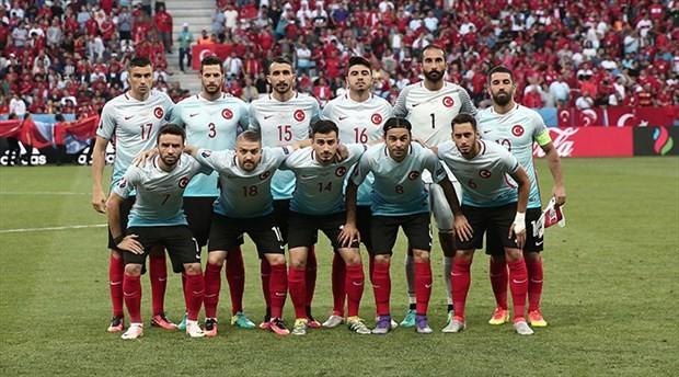 Türkiye, FİFA sıralamasında yükseldi