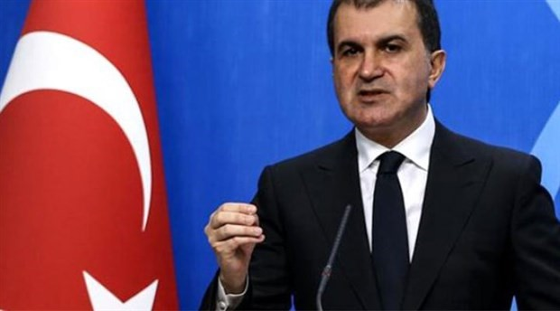 'EU blackmails Turkey over membership bid' tells minister Çelik to FT