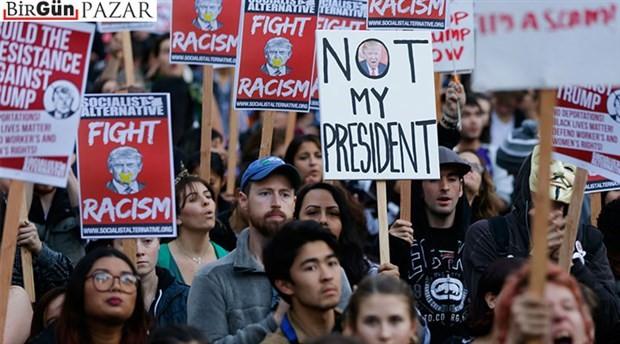Trump rejimi: Ya sosyalizm ya barbarlık