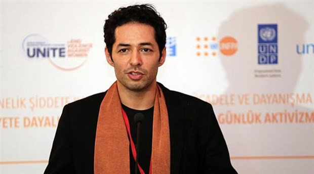 Actor Mert Fırat becomes first Goodwill Ambassador for UNDP Turkey