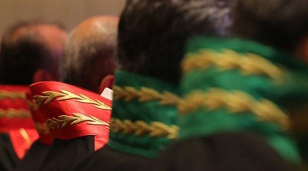 HSK, 287 yargı mensubunun görev yerini değiştirdi