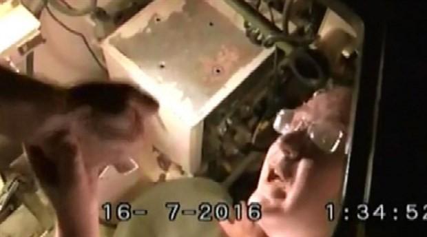 Tankın içinden çıkan emniyet müdürüne ağırlaştırılmış müebbet cezası