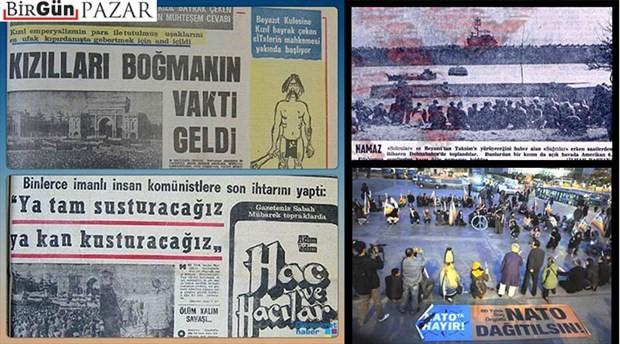 'Anti-emperyalistiz' diyen İslamcılaraküçük hatırlatmalar...