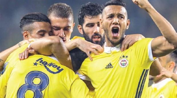 Fenerbahçe derbi öncesi moral buldu
