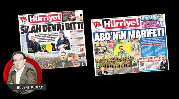 4 yıl önce 4 yıl sonra: Mesele, Öcalan posteri mi?