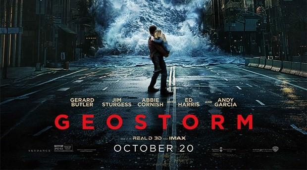 Geostorm: Felaket filmi değil felaket film