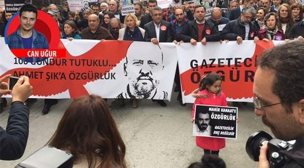 Sendikalar ve demokratik kitle örgütlerinden çağrı: Gazetecilik yargılanıyor gazeteciliğe sahip çıkalım