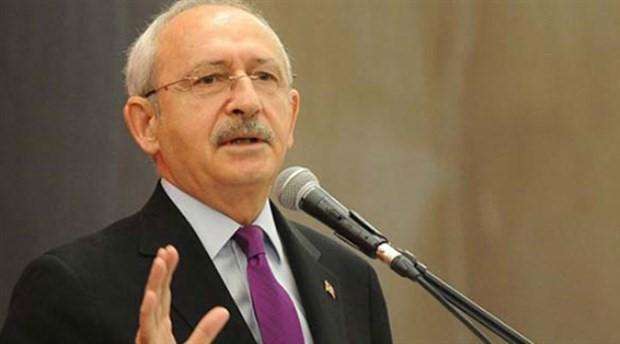 """Kılıçdaroğlu, """"erken seçim"""" çağrısını yineledi"""