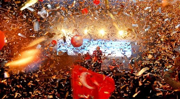 Cumhuriyet 94. Yılında 94 etkinlikle kutlanıyor