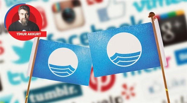 Mavi bayraklı site ve sosyal medya hesapları