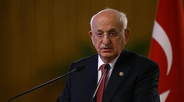 TBMM Başkanı Kahraman: Kimsenin 94 yıllık Cumhuriyet yönetimiyle bir meselesi yoktur