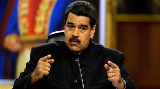 Maduro dış borçları yeniden yapılandırma kararı aldıklarını duyurdu