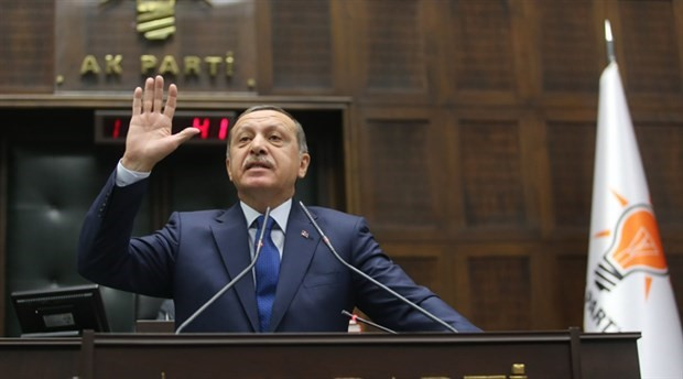 Erdoğan, AKP grup toplantısında konuştu