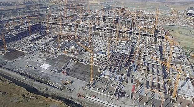 Üçüncü havalimanı inşaatına yeni maden izni: 107 bin ağaç daha kesilecek!