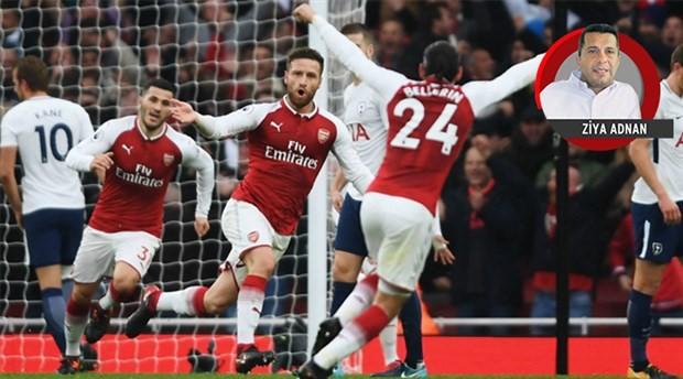 Arsenal-Tottenham Hotspur: Derbilerin  en divanesi…