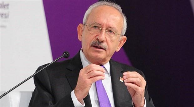 CHP lideri Kılıçdaroğlu hakkında soruşturma!