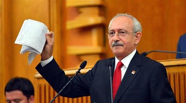 New investigation for CHP head Kılıçdaroğlu over 'insulting president'