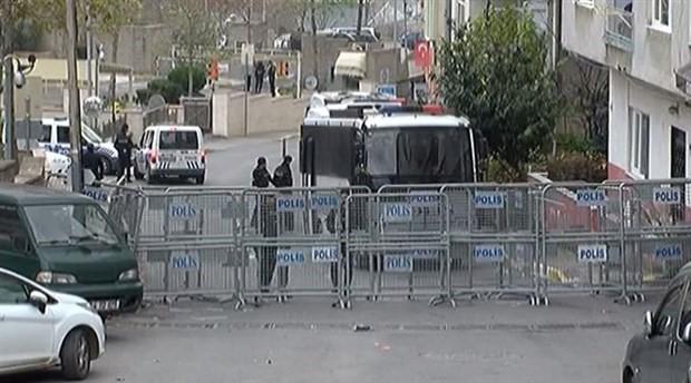 ABD İstanbul Başkonsolosluğunda 'Kudüs' alarmı