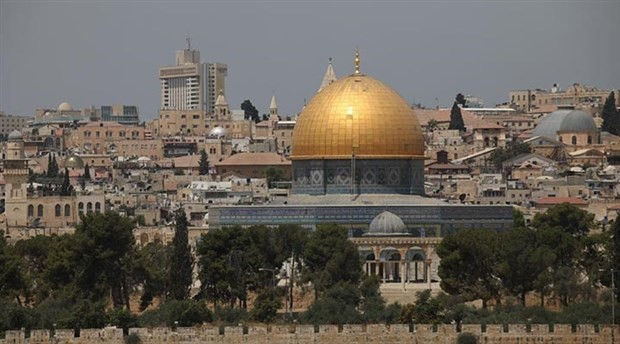 """""""Kudüs krizinde Arap devletlerinden gelen tepkilerin hepsi sahte"""""""