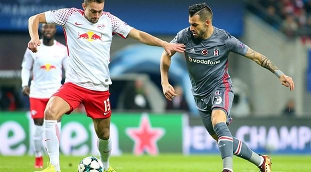 Leipzig, bir taraftarının Beşiktaş maçını izlerken kalp krizinden öldüğünü açıkladı