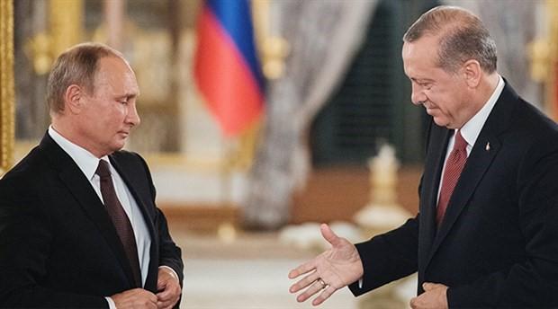 Putin, Erdoğan ile görüşecek