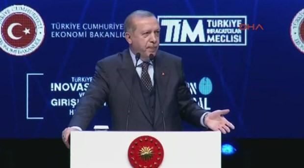 Erdoğan: İsrail bir işgal devletidir