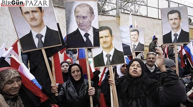 Unutulan Suriye krizi