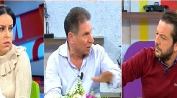 Canlı yayında 'Hayta İsmail' ile Nihat Doğan arasında tartışma!