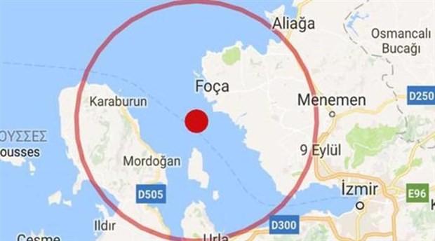 İzmir için deprem uyarısı