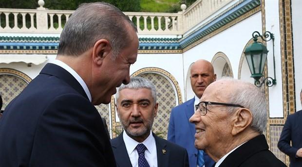 Cumhurbaşkanı Erdoğan: Esed bir teröristtir