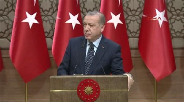 Erdoğan: İnternet zehri evin içine girmiş vaziyette