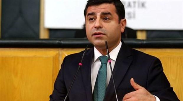 Demirtaş, HDP Eş Genel Başkanlığını bırakıyor