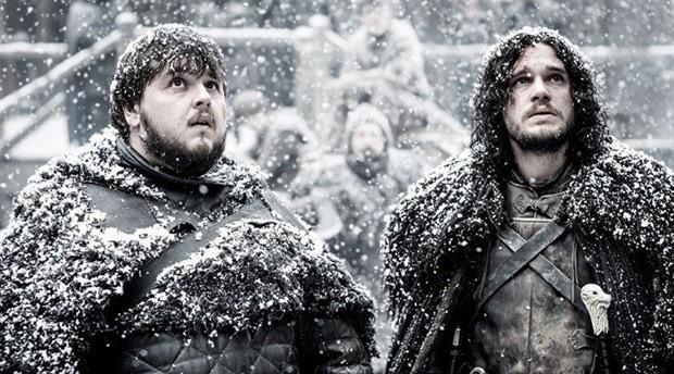 """""""Game of Thrones"""" için hatıra pulları çıkıyor"""