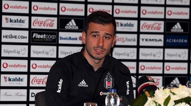 """Beşiktaş kaptanı Oğuzhan: """"Cenk, takım arkadaşından çok kardeşti"""""""