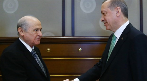 """The MHP will take a decision to support Erdogan in the presidential elections,"" MHP leader Bahçeli says"