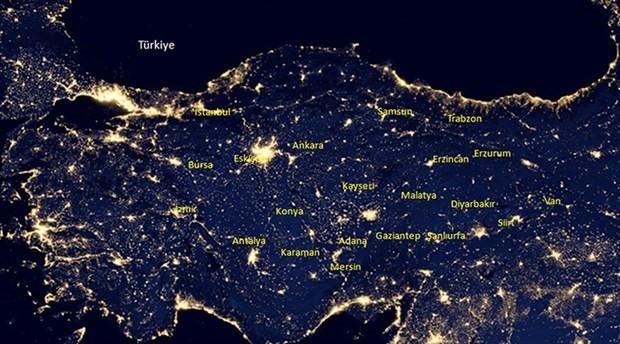 Işık kirliliği gerçeği: Gökyüzü görünmüyor, insan sağlığı olumsuz etkileniyor