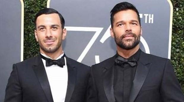 Ricky Martin, Suriyeli erkek arkadaşıyla evleniyor