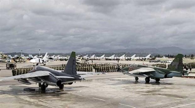 Rusya: Hmeymim üssüne saldıran militanlar öldürüldü