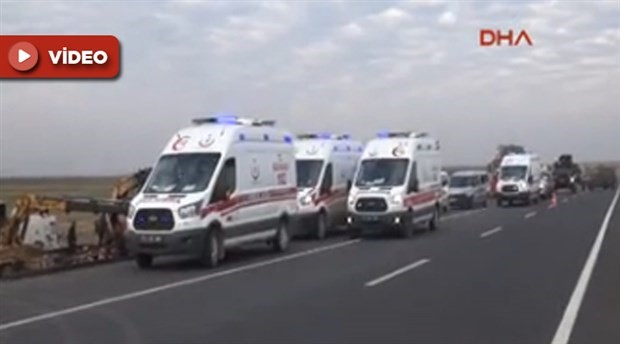 Silopi yakınlarında otobüs kazası: 9 kişi yaşamını yitirdi