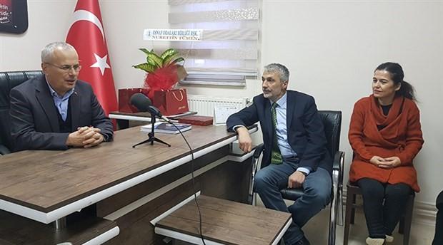 Bakan Yardımcısı Ceylan: Osmanlı varisleri olarak büyük hedefler içindeyiz