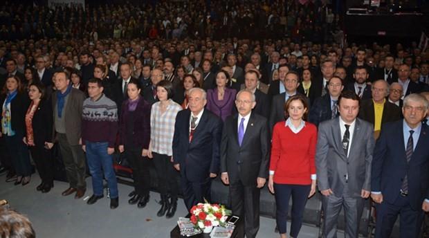 CHP İstanbul il kongresi başladı