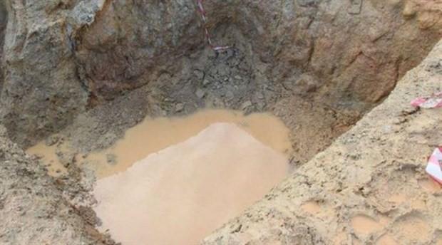 Su dolu çukura düşen iki çocuğun ölümüyle ilgili 6 kişi tutuklandı