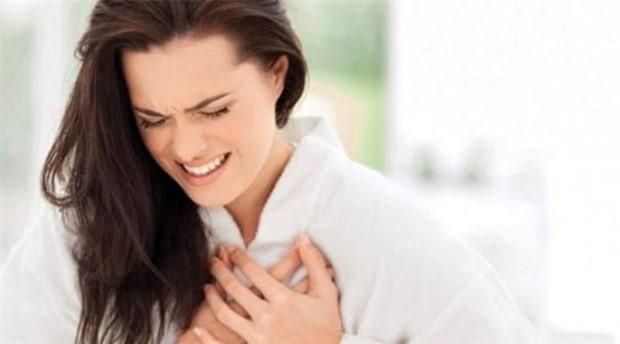 'Kadınlarda kalp krizi daha fazla ölümcül'