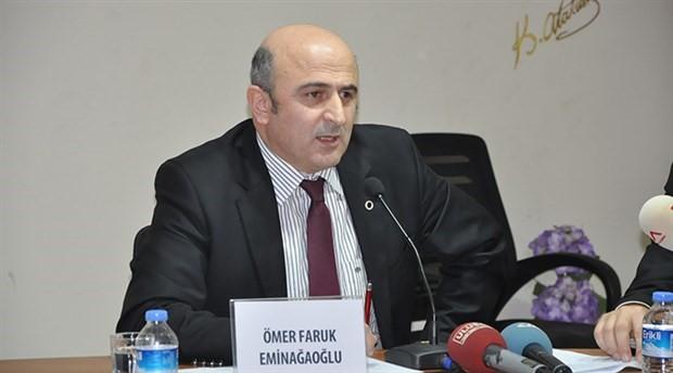 Eski Yarsav Başkanı Eminağaoğlu da adaylığını açıkladı