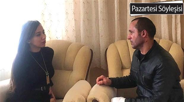 Meclis önünde kendisini yakan inşaat işçisi Sıtkı Aydın: Hep çalıştım ama ceketimden başka hiçbir şeyim olmadı
