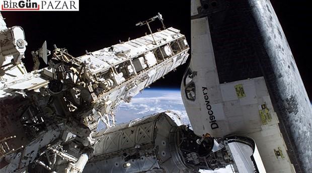 Bu hafta ne bulduk, ne öğrendik? Uzayda tarihi buluşma