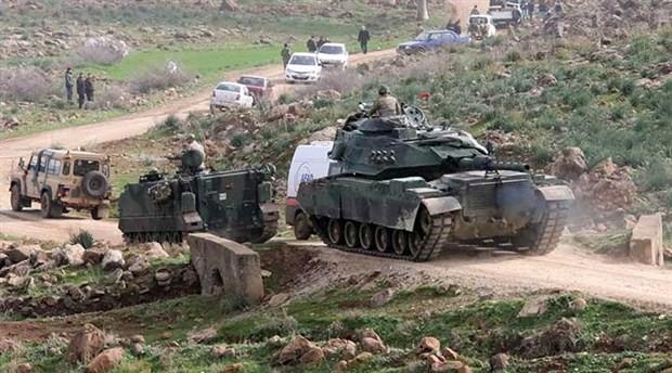 Afrin operasyonunda 18. gün