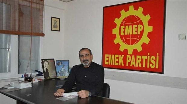 Emek Partisi Bursa İl Başkanı Hasan Özaydın tutuklandı