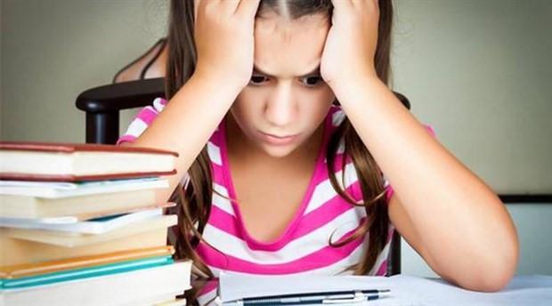 Sınav kaygısı öğrencileri olumsuz etkileyebiliyor