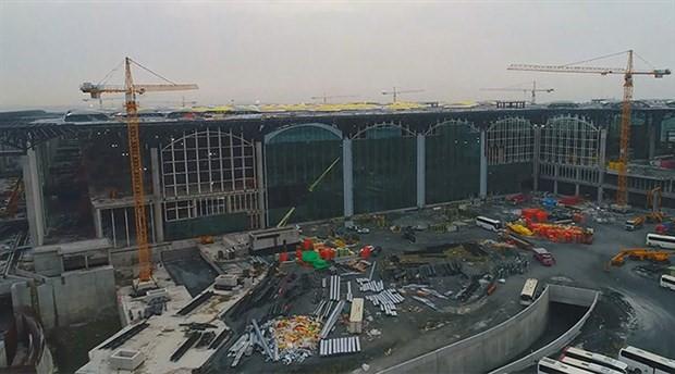 '3. havalimanı inşaatında 400 işçinin ölümü gizlendi' iddiası
